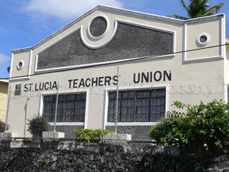St. Lucia Teachers' Union, P.O. Box 821 Castries, St Lucia, West Indies